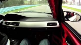 Ride Along in an e92 M3 Race Car