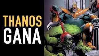 Thanos Gana l Los mejores cómics