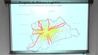 Problemas e Desafios de Logística e Transportes do Estado de São Paulo!