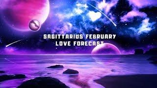 SAGITTARIUS💞♐ FEBRUARY 2019 LOVE TAROT READING 🔮🏹