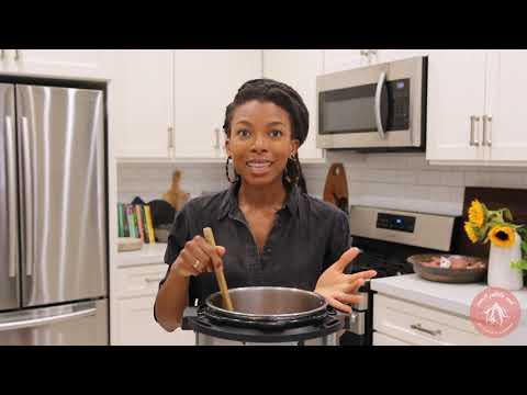 Amazing Vegan Hamburger Helper | Instant Pot Recipe