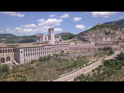 Italy & San Marino travel drone video