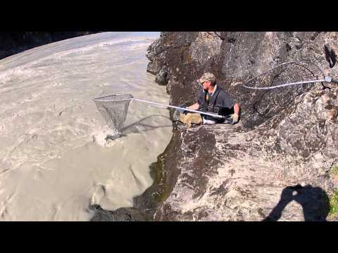 Dipping The Rock At Chitina
