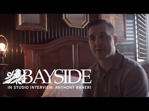 Bayside - In Studio Interview: Anthony Raneri