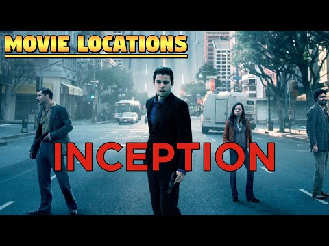 Movie Locations - Inception