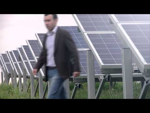 Ukraine: pioneering green energy