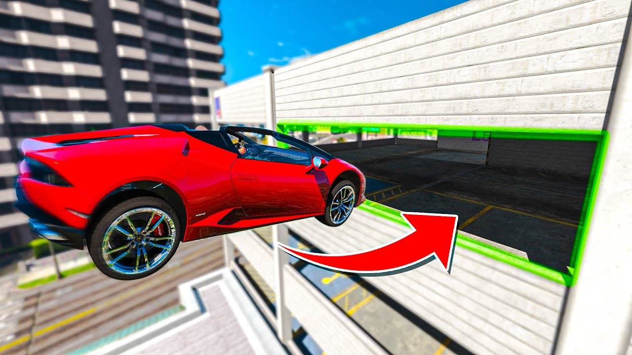 I Tried The HARDEST STUNT Challenge In GTA 5!