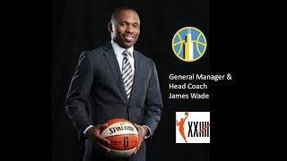 WNBA Draft Recap W/ Sky Head Coach James Wade
