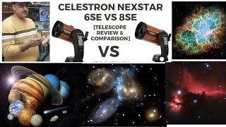 Reviewing Celestron Nexstar 6s…
