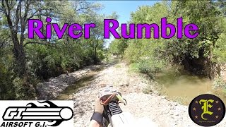 BB Wars Scorched Earth Part 2 - River Rumble