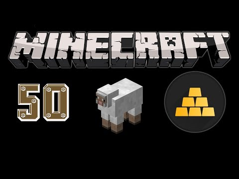 Minecraft - The Perfectly Complex Pack - Episode 50 - The Greco-Roman Temple of Awesome. And Sheep.