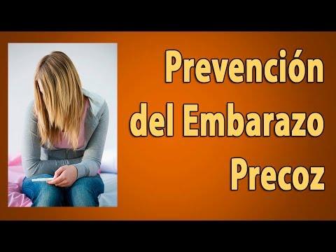 Prevencion Del Embarazo Precoz Youtube