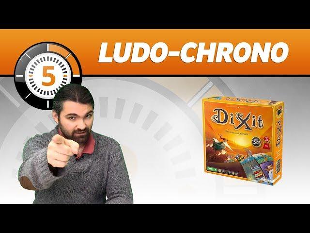 LudoChrono - Dixit