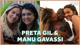 Preta Gil e Manu Gavassi curtem Noronha e cantam com Gio Ewbank | No Paraíso