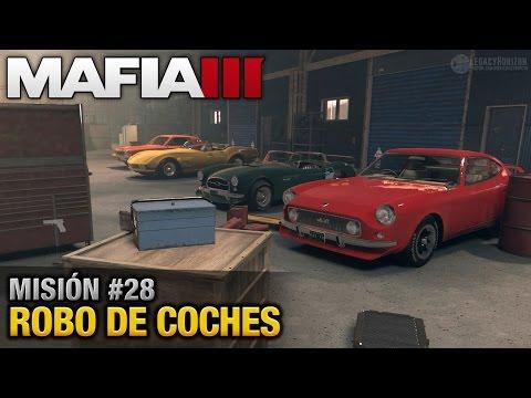 Mafia 3 PC - Misión #28 - Robo de coches (Español / Sin Comentario - 1080p 60fps)