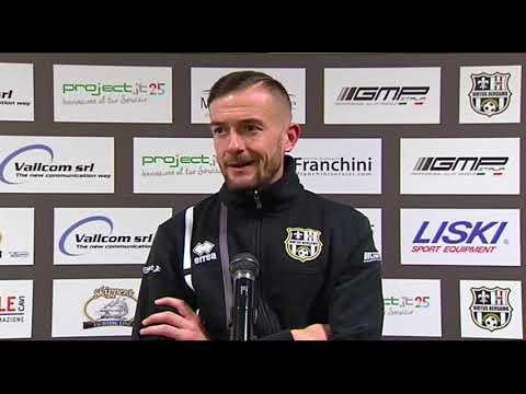 Virtus Bergamo- Legnago 2-1 2° di ritorno Serie D Girone B 2018-2019