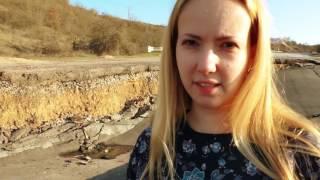 Дорога в Севастополь закончилась провалом. Знаменитый Оползень в Севастополе. Крым