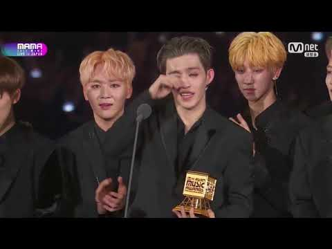 SEVENTEEN Wins Best Dance Performance Male Group @ MAMA 2017