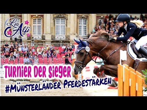 Lia & Alfi - Turnier Der Sieger - Münsterländer Pferdestärken-Cup