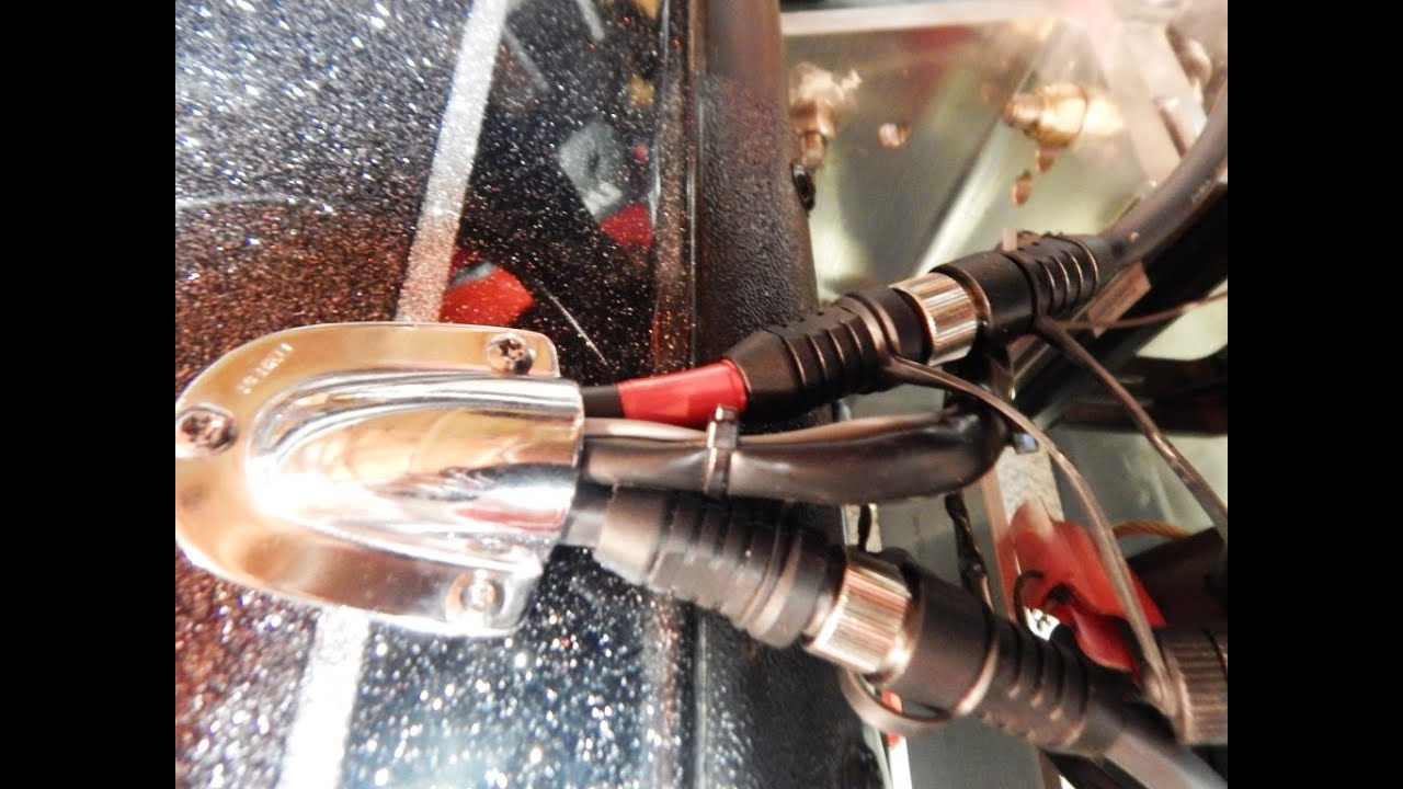 tips n tricks180 minn kota talon installing quick electric disconnect [ 1280 x 720 Pixel ]