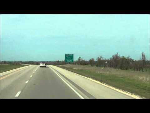 Illinois - Interstate 39 North - Mile Marker 90-100 (5/2/12)