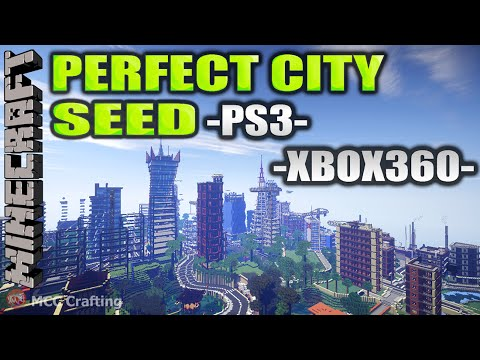 Map New York Minecraft Xbox.Minecraft Perfect City Seed Number Flat Plains Rivers Natural Seed World Map Ps3 Xbox360