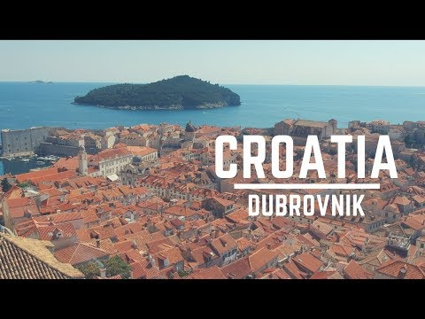 DUBROVNIK, CROATIA | Travel Vlog