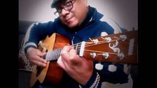 Acoustic Guitar Tutorial - Neele Neele Ambar pe from Movie Kalakar