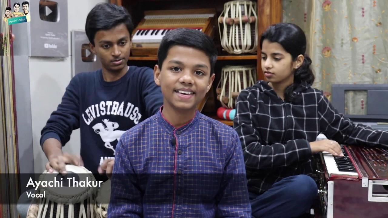 Download Radhe teri charno ki- Ayachi Thakur, Rishav Thakur, Maithili Thakur