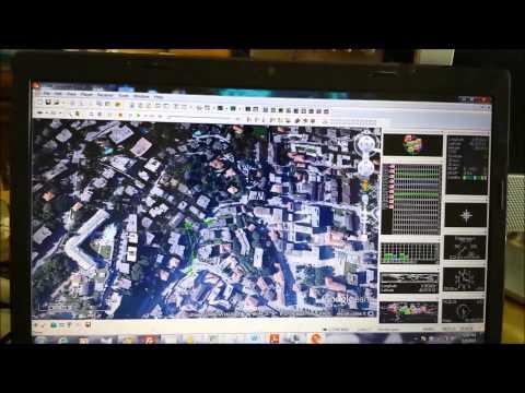 GPS test with U-center Ublox