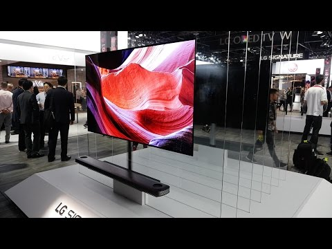 Download Youtube: LG Wallpaper OLED TV with Dolby Vision and Atmos at CES