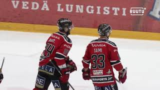 Ässät - Lukko GAME 1 13.3.2018