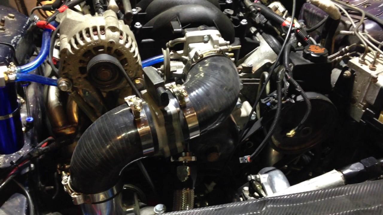 Cxracing Ls1 Fbody Turbo Kit Youtube 98 Alternator Wiring