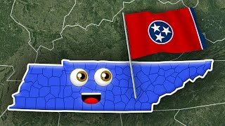 Tennessee State For Kids/Tennessee State Counties