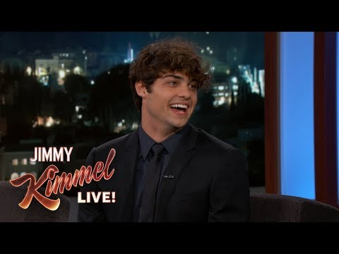 Noah Centineo on Being Followed by Fans