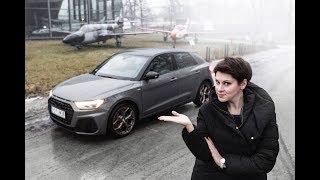 Audi A1 2019 pierwsza jazda PL / first impression (ENG subtitles)