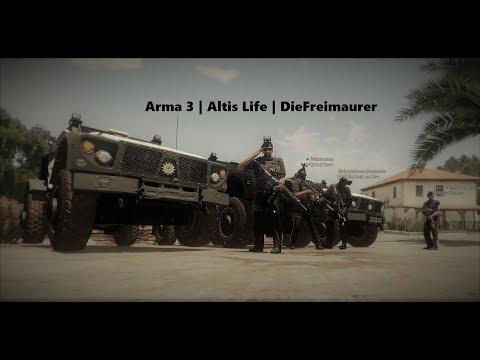 Altis Life Stream | DieFreimaurer | Altis Shipping Agency im Einsatz #2