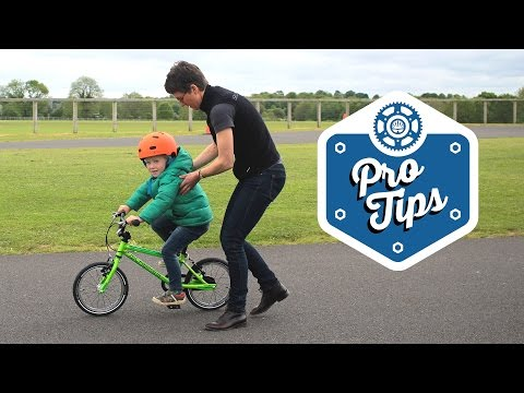 Teach Your Kid How To Ride Bike