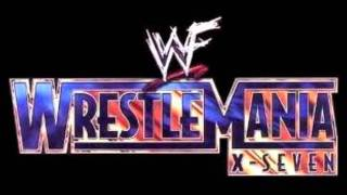 WWF WrestleMania X-SEVEN Theme Song