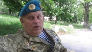 Херсонскии киборг Игорь Кравец не исключает распространение русского мира