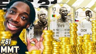 8 MILLION COINS + SPENT! SAMUEL ETO'O ARRIVES! ANOTHER BIG ACQUISITION!🤑💲💲 S2 - MMT#81