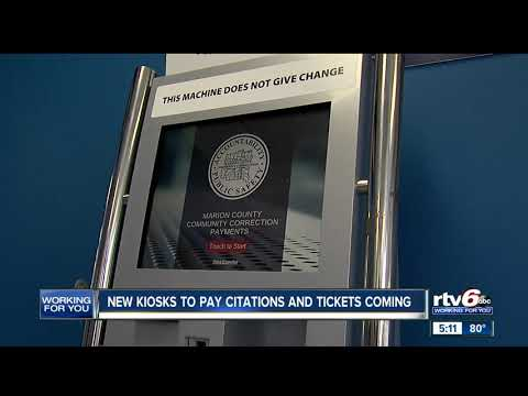 New Kiosks To Pay Citations And Tickets Coming