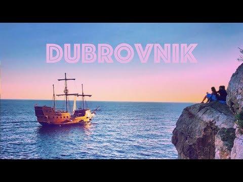 Dubrovnik | Castle Cliff Jumping  (Update)