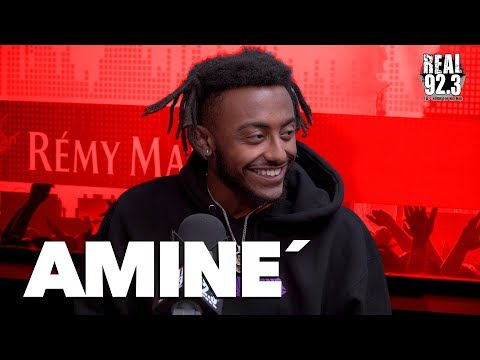 Aminé Talks ONEPOINTFIVE, His Relationship With Kehlani, Dealing W/ Depression, Gunna & More!