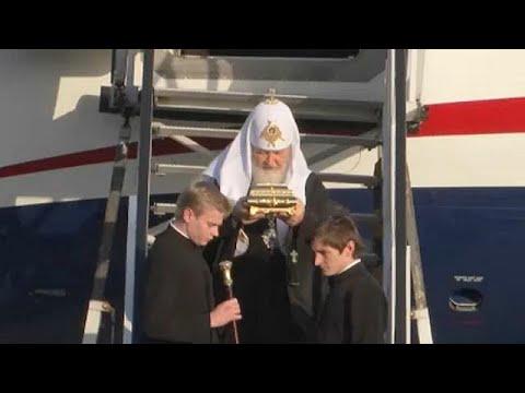 Patriarch Kirill visits Romania