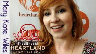 The Sound and the Shadow Premieres at the Heartland Film Festival! Thumbnail