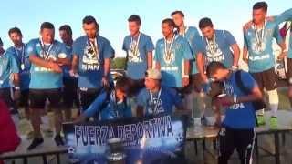 Copa Alianza 2015 Phoenix Fuerza Dva CAMPEONES Entrevista GoCampeones com