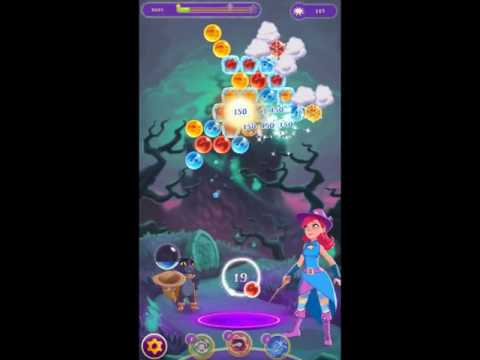 Bubble Witch Saga 3 Level 489 - NO BOOSTERS 🐈