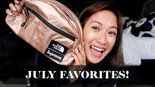 July Favorites 2018 | Laureen Uy