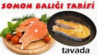 Tavada Somon Bal Tarifi